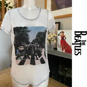 Authentic Beatles Vintage Tee